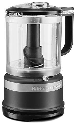Kitchenaid 5KFC0516EBM Zerkleinerer Kunststoff 1.19 liters