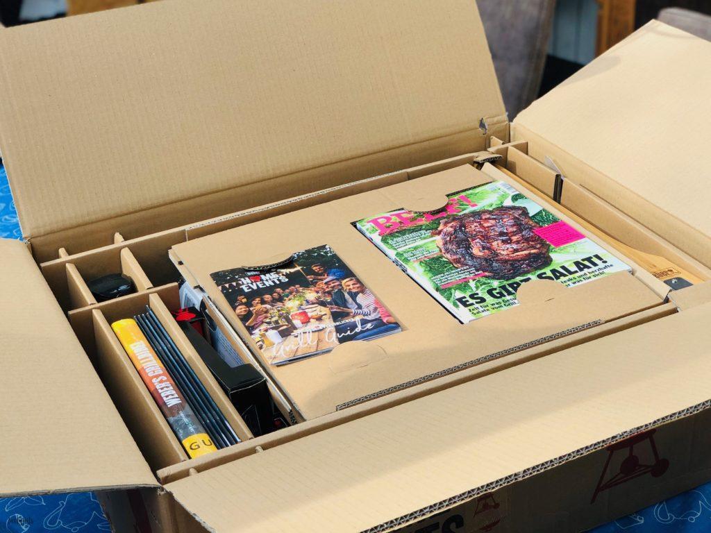 Weber Home Event Box Inhalt - 1