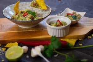 Rezept für Guacamole
