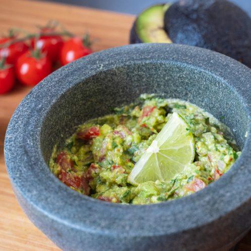 Guacamole Rezept - der mexikanische Avocado-Dip