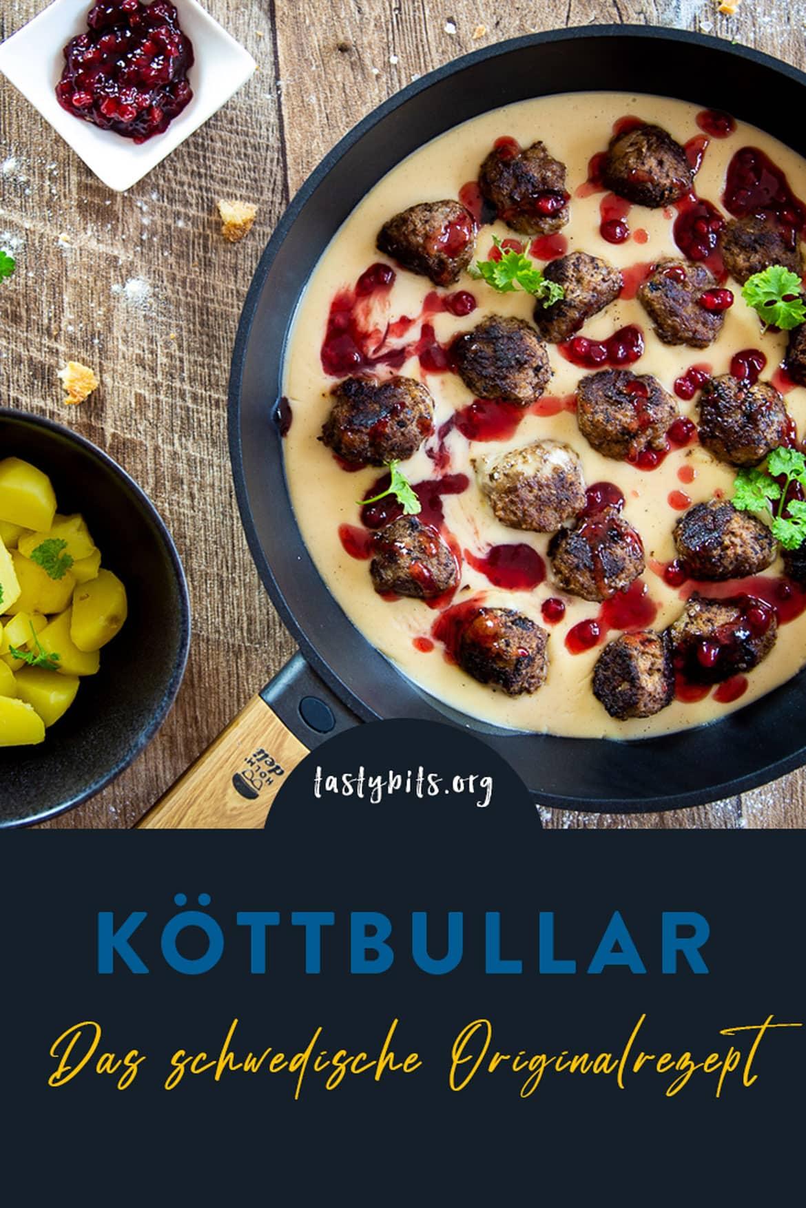 Schwedische Köttbullar Rezept Pinterest