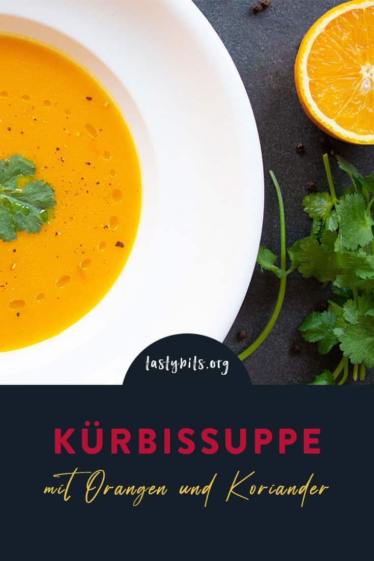 Kürbissuppe Rezept