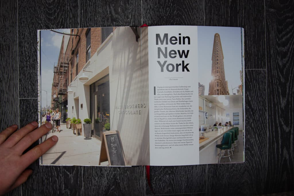 New York - Capital of Food - Lisa Nieschlag & Lars Wentrup (Rezension)