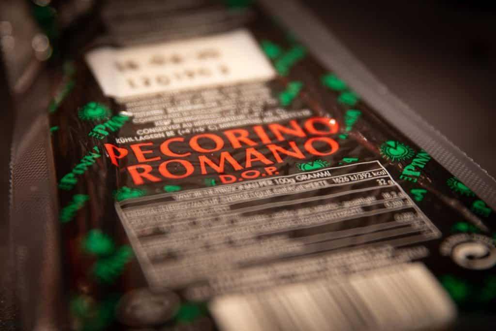 Pecorino Romano