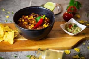 Partytaugliches Rezept für Chili con carne