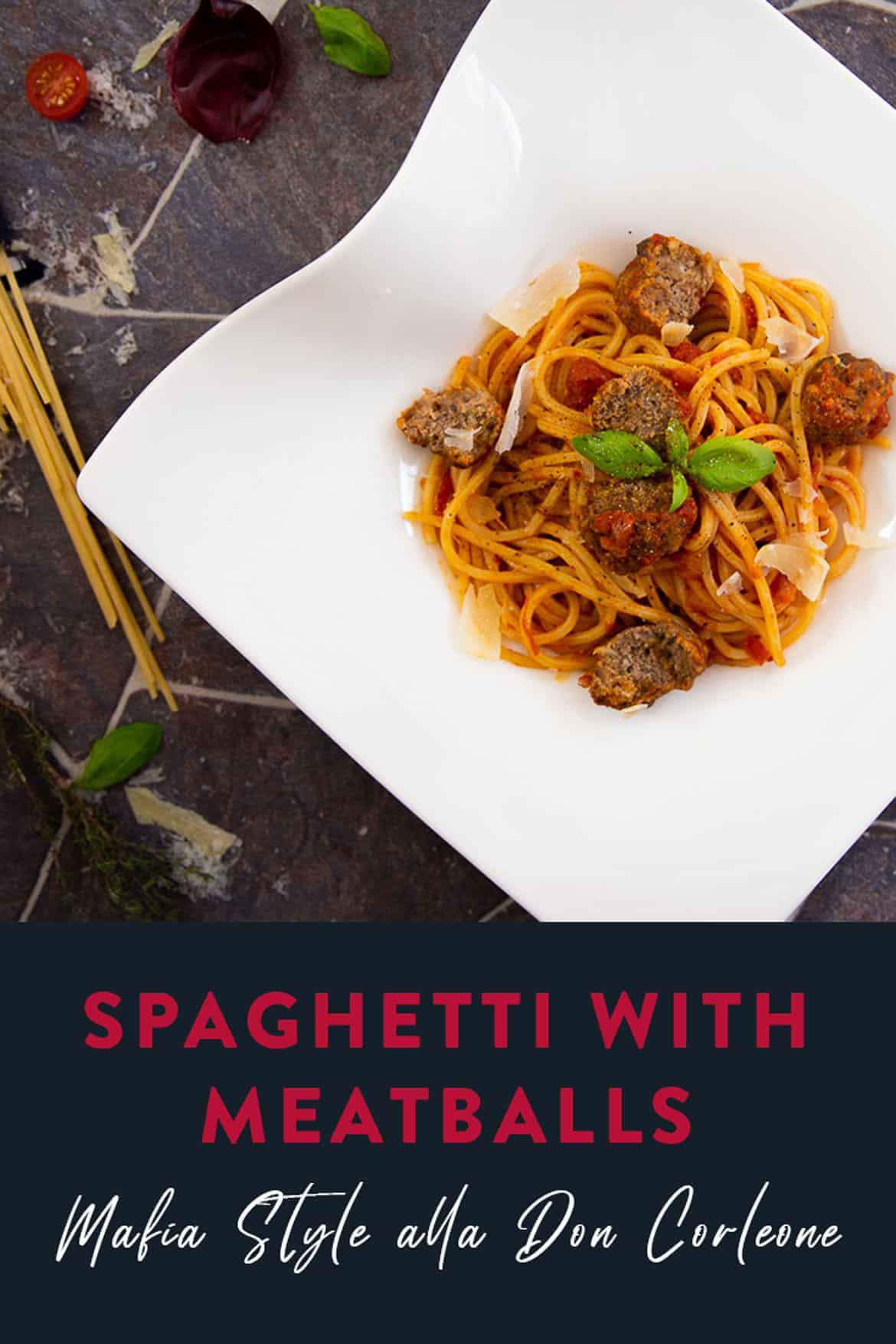 Spaghetti Meatballs Rezept