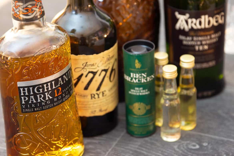 Welcher Whisky für Old Fashioned?