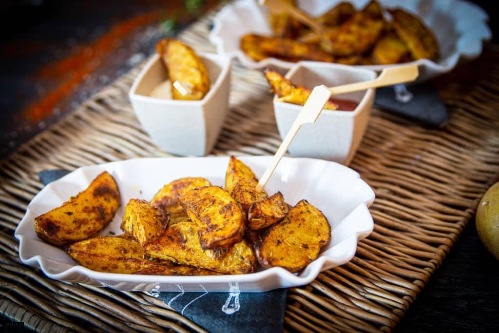 Ofenkartoffeln selber machen