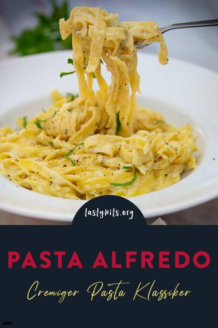 Pasta Alfredo Pinterest