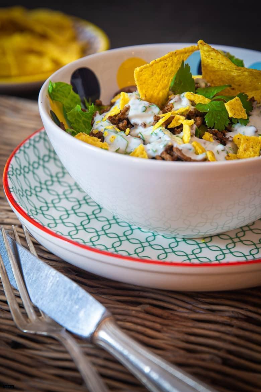 Tex-Mex-Salat - schnell & einfach