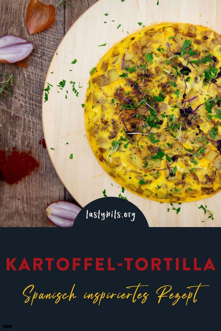 Rezept Kartoffel-Tortilla