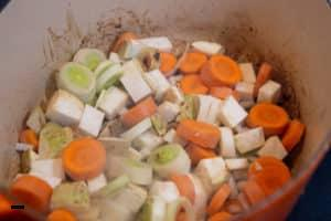 Suppengrün andünsten
