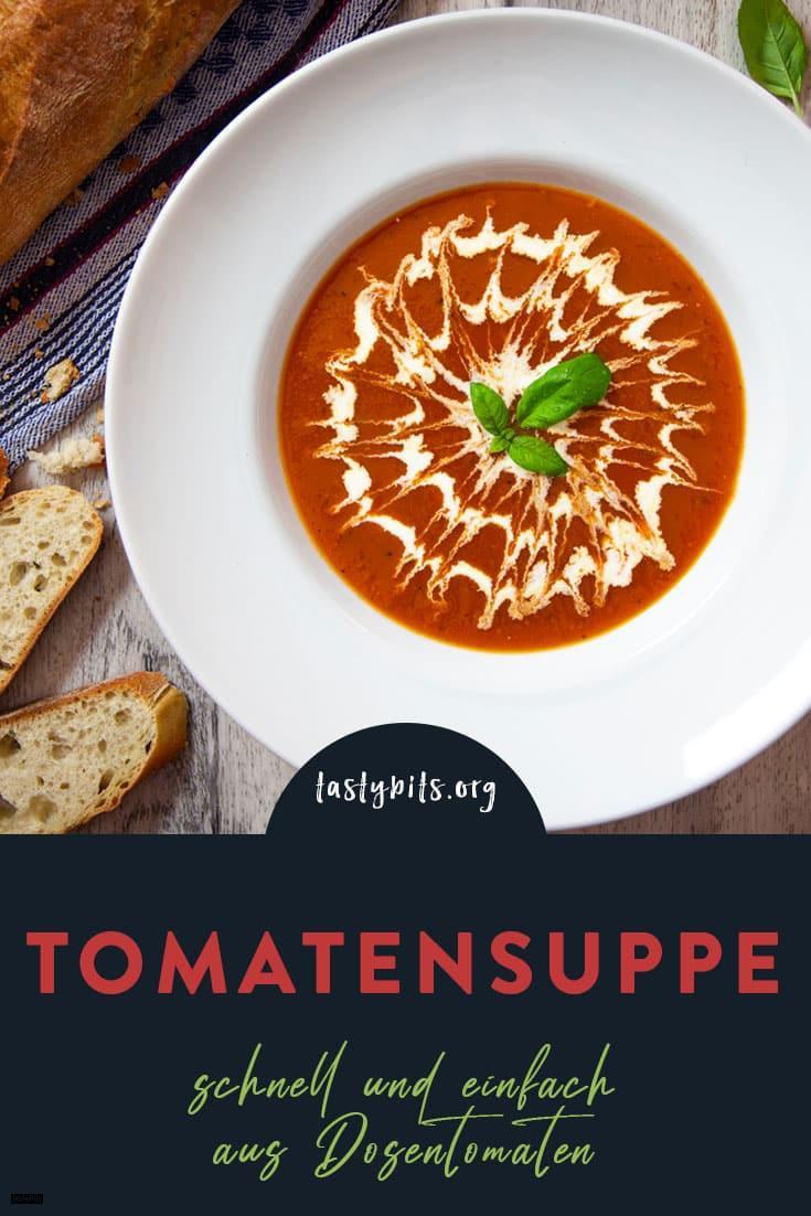 Tomatensuppe Rezept