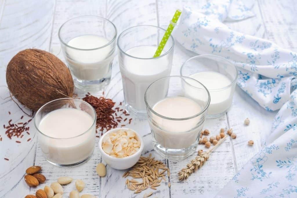 Welche Milch für Overnight Oats?
