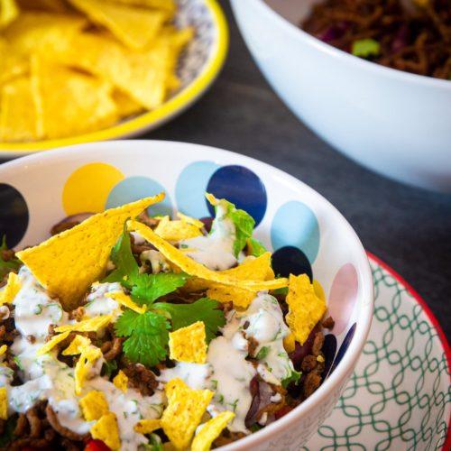 Tex-Mex Salat Rezept