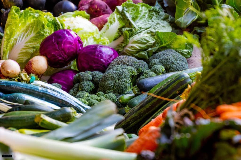 Italienisches Gemüse