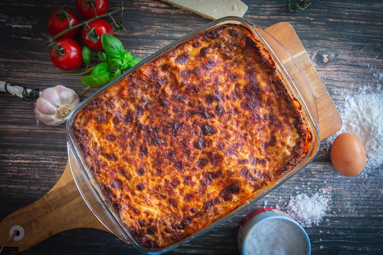lasagne alla bolognese ganz klassisch amp italienisch