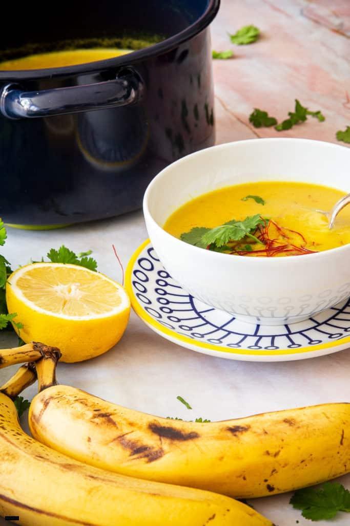 Bananensuppe Rezept