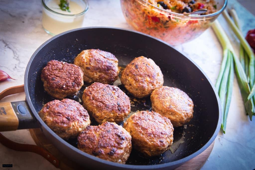 Bifteki Rezept