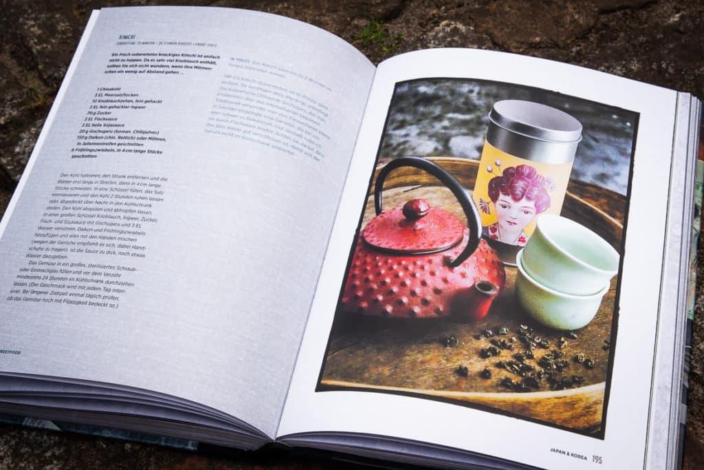 "Kimchi Rezept aus ""Streetfood"" ohne Rezeptbild"