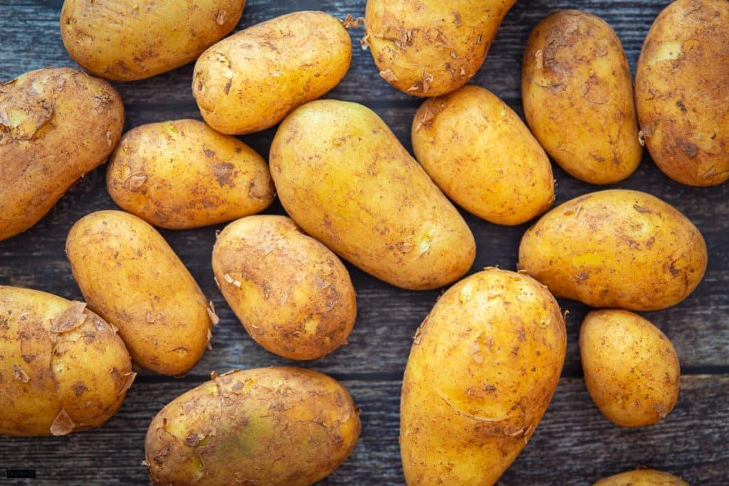 Kartoffeln für Kartoffelsalat