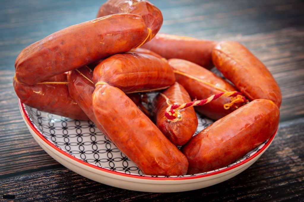Spanische Chorizo