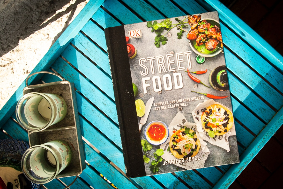 Streetfood - Jennifer Joyce (Buchrezension)