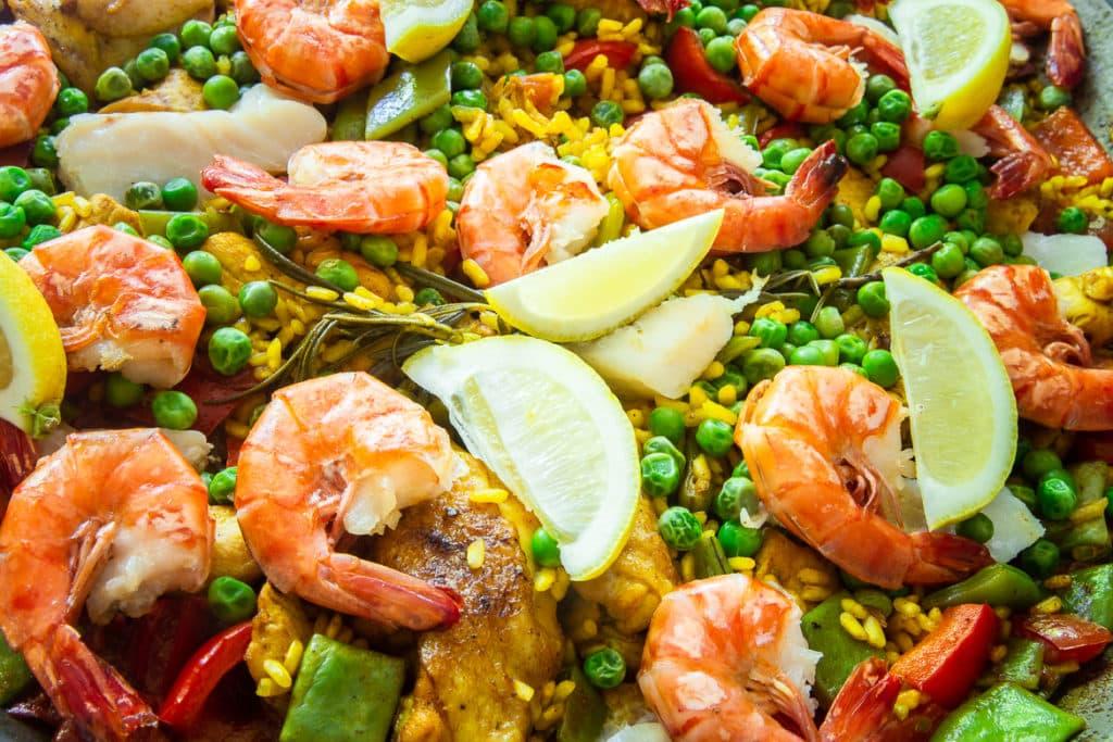 Spanische Paella selber machen - das schnelle & einfache REZEPT