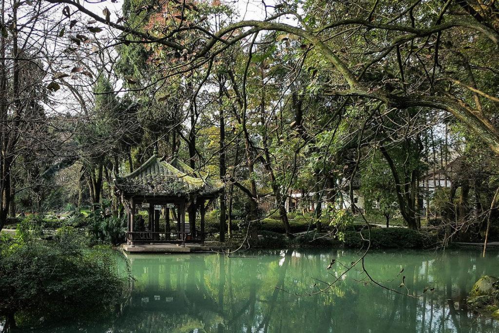 Region Szechuan / Sichuan
