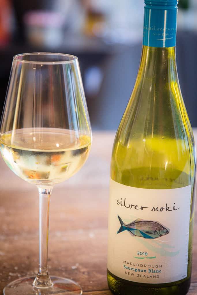 Silver Moki Weißwein aus Neuseeland