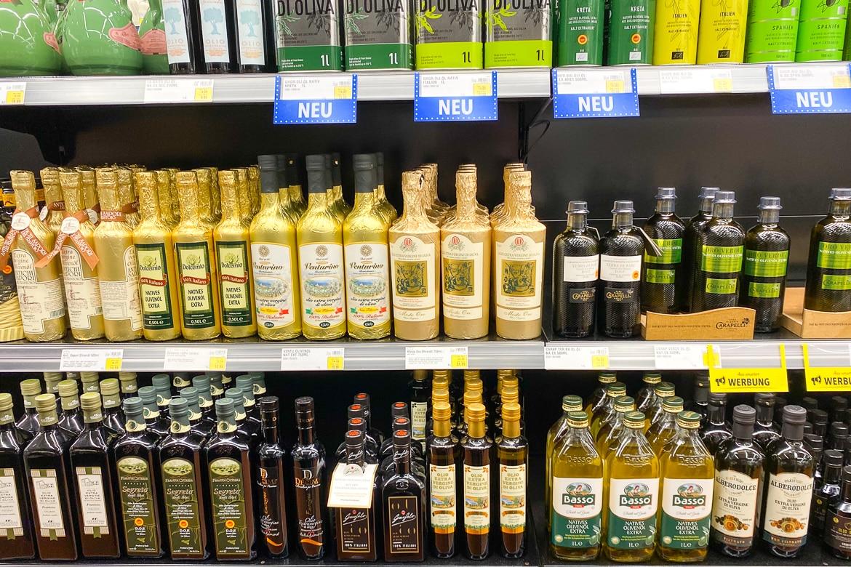 Welches Öl für Antipasti?