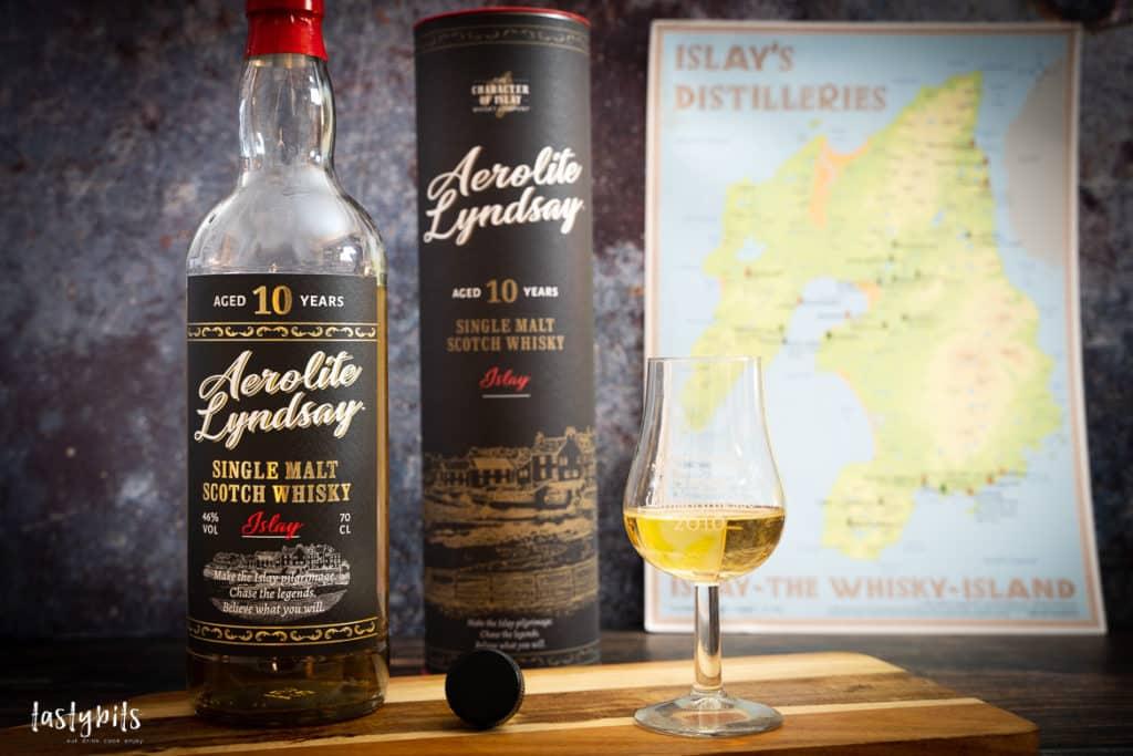 Aerolite Lyndsay - neuer Whisky von Islay