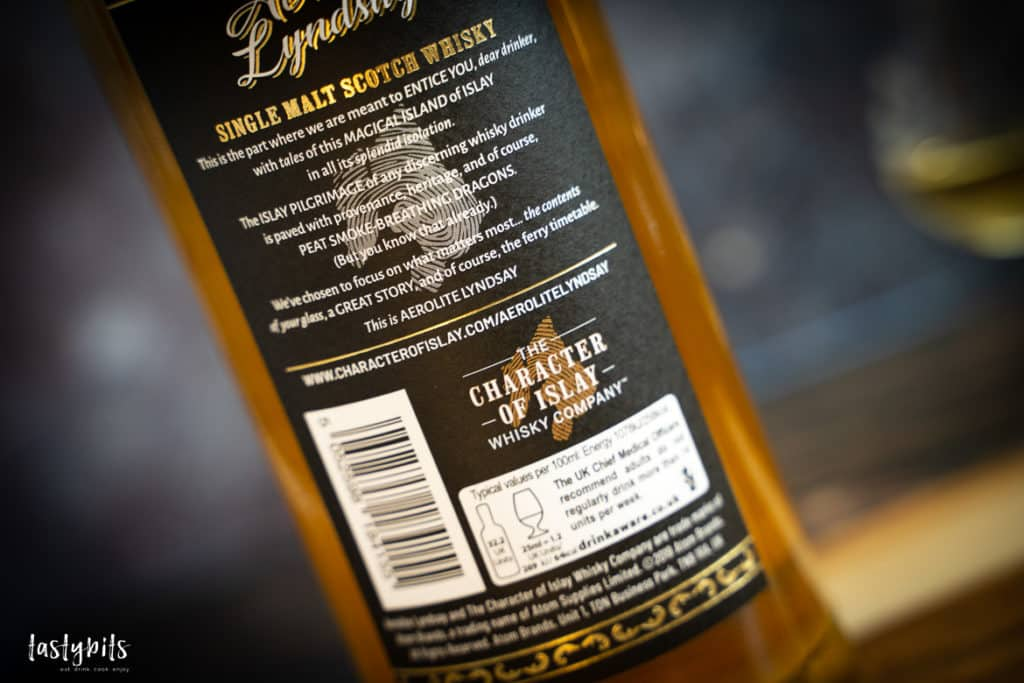 Aerolite Lyndsay Single Malt Scotch