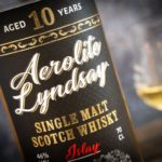 "Aerolite Lyndsay - Anagramm für ""Ten Years Old Islay"""