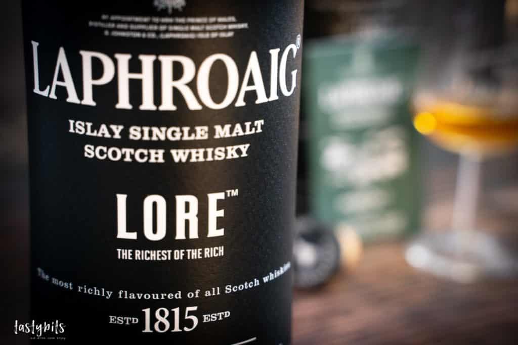 Laphroaig Lore Claim