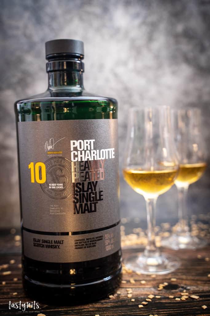 Port Charlotte 10 Jahre von Bruichladdich