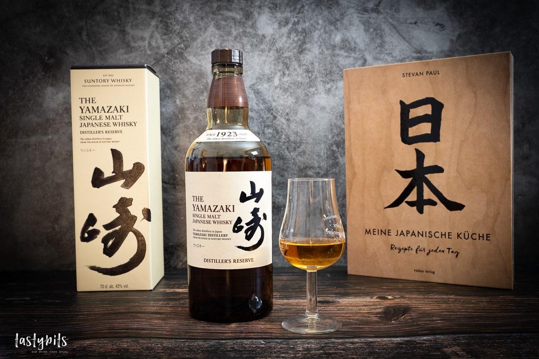 Japanische Single Malt von Yamazaki im Tasting