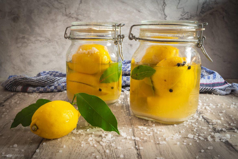 Salzzitronen selber machen
