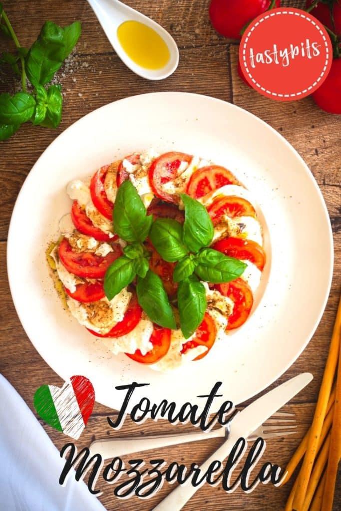 Tomate Mozzarella Rezept