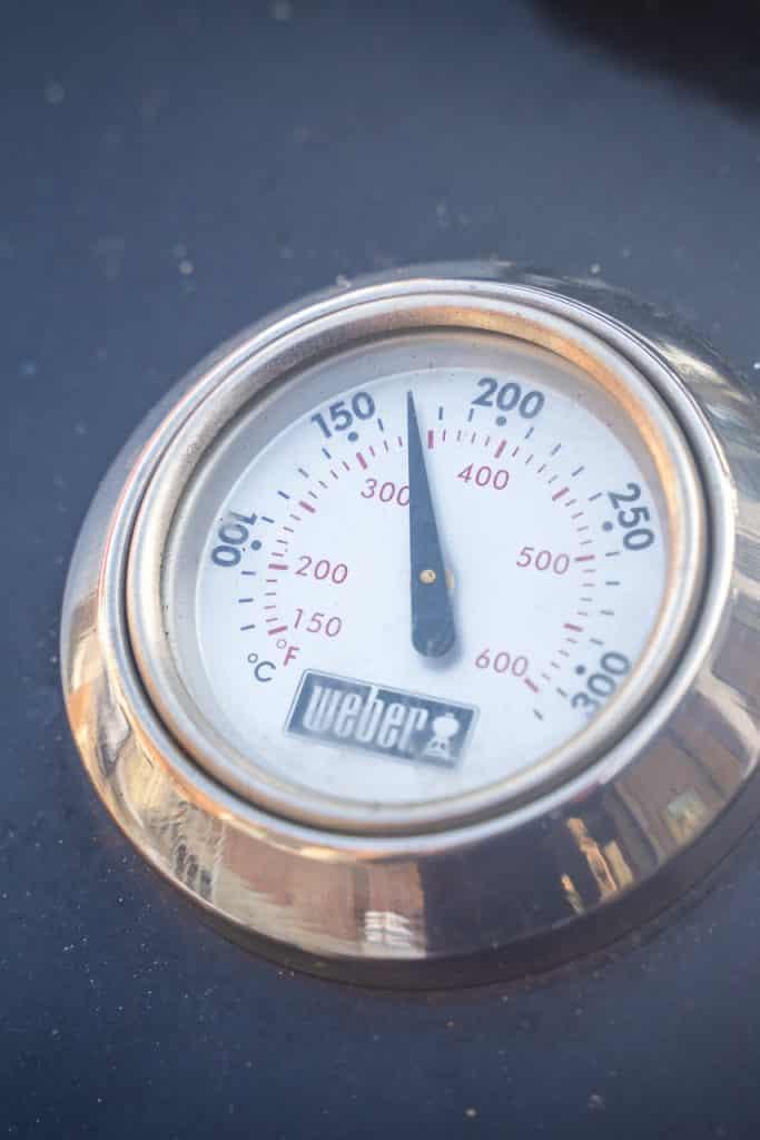 Bei 175 Grad indirekt grillen