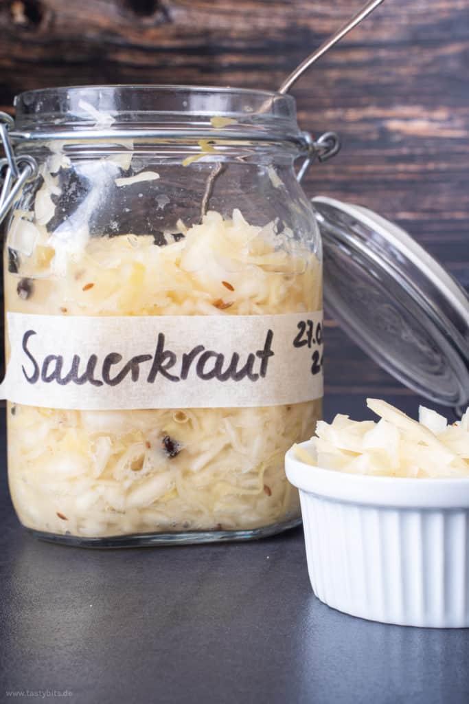 Sauerkraut selber fermentieren