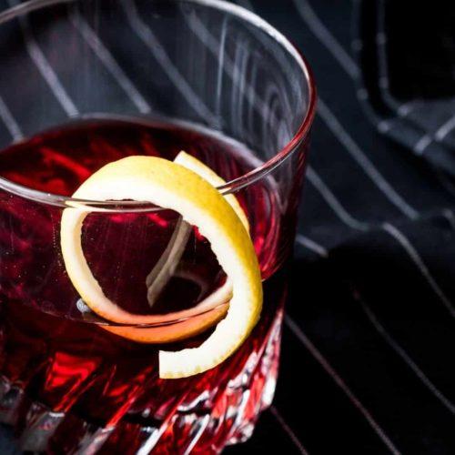 Sazerac Cocktail Rezept