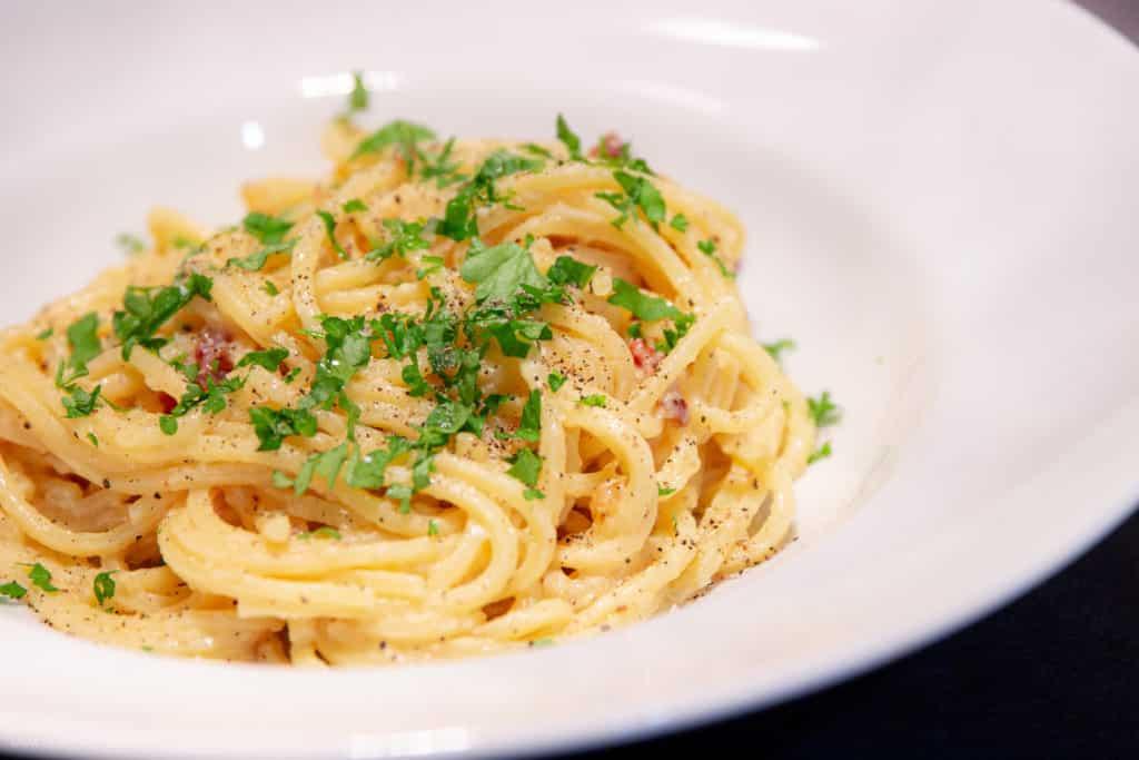 Spaghetti Carbonara Originalrezept