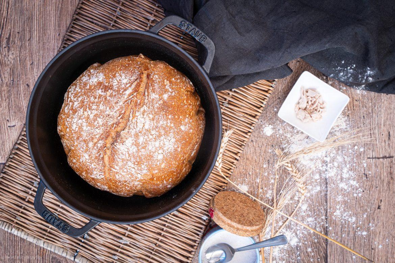 Schnelles Brot backen - eine Anleitung